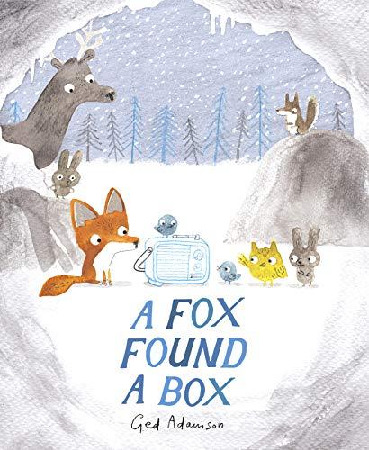Book Cover: A Fox Found a Box