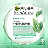 Garnier Green Tea Hydrating Face Tissue Mask for Normal to Oily skin