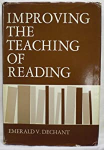 Hardcover Improving The Teaching Of Reading Book