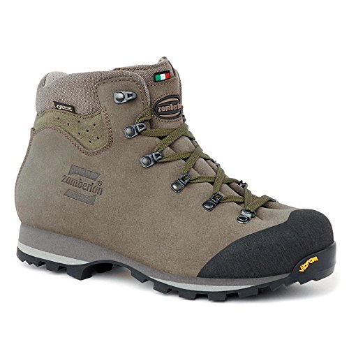 Zamberlan - 491 trackmaster gtx rr - light hiking boots - brown - 10