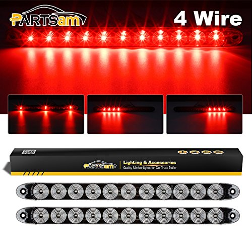 15 Inch Led Tail Lights - 9