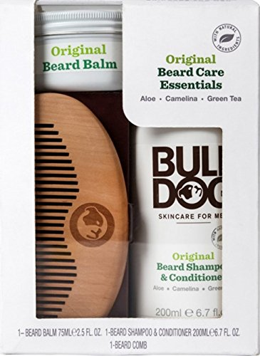 Bulldog Skincare and Grooming for Men Beard Care Essentials - Kit Skin Men Essentials