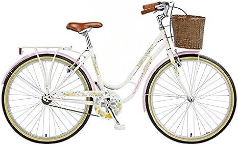 Viking Crystal - Bicicleta de Paseo para Mujer, Ruedas de 26 ...