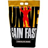 Universal Nutrition Gain Fast 3100, Chocolate Shake, 10-Pounds