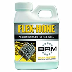 Brush Research Flex-Hone Oil, 1 quart Ca...