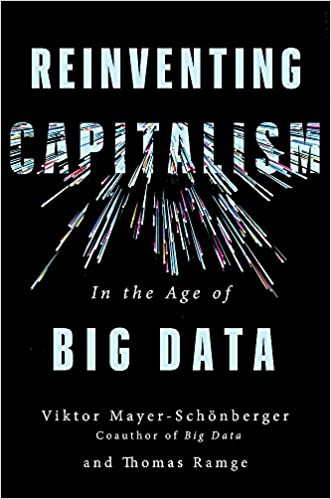 Image result for reinventing capitalism in the age of big data amazon