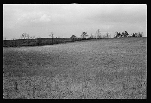 Railroad ties in use, Brown County, Indiana