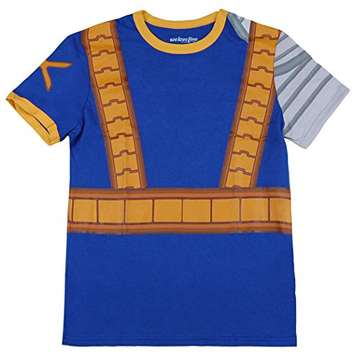 X-Men Cable Costume T-Shirt-XX-Large