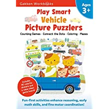 Play Smart Vehicle Picture Puzzlers 3+