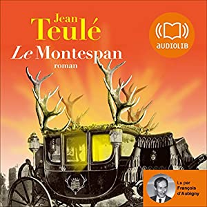 Le Montespan | Livre audio