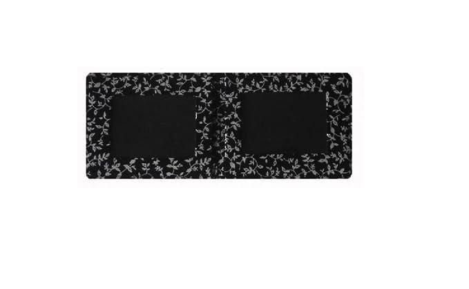 Diseño de flor negra Oyster/de medios de transporte de ...