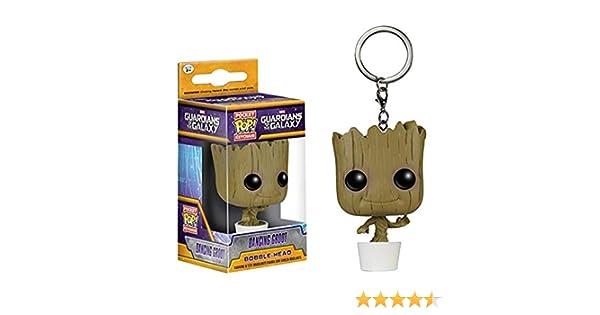 Yaldoendo Pocket Pop Guardians Llavero de la Galaxia Groot ...