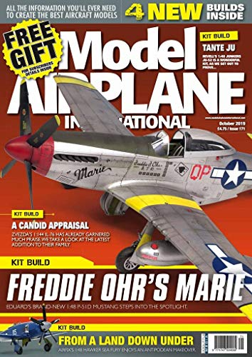 Model Airplane International (Tamiya Magazine)