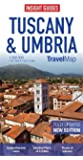 Insight Travel Maps: Tuscany & Umbria