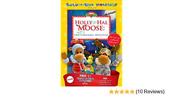 Build-A-Bear Canada MAPLE LEAF MOOSE with TUTU Outfit Canadian Exclusive