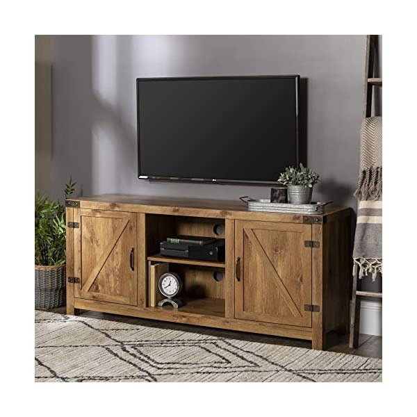 WE Furniture TV Stand