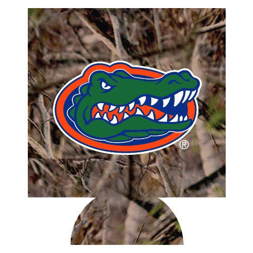 (NCAA Florida Gators Camo Can Cooler Set of 4)