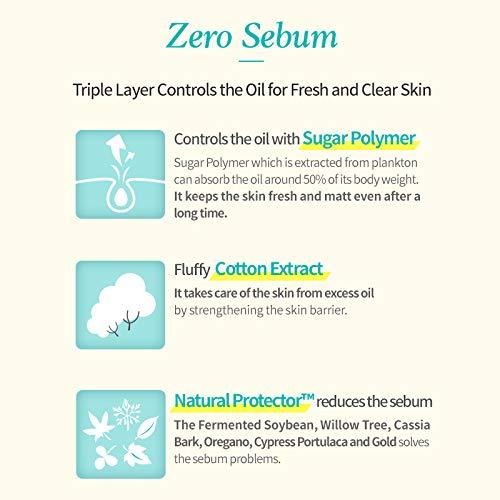 ETUDE HOUSE Zero Sebum Drying Powder - Oil Control No Sebum Powder with 80% Mineral, Makes Skin Downy 4