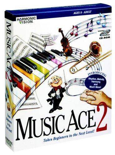 HARMONIC VISION Music Ace 2 ( Windows / Macintosh ) MA2-H