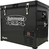 Dobinsons 4x4 60 Liter 12V Portable Fridge Freezer Single Zone, Includes FREE insulating cover bag