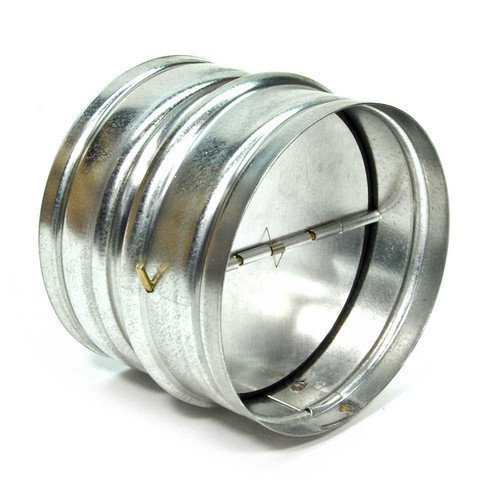 Fantech 9800000 RSK-4 Backdraft Damper, 4
