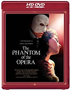 The Phantom of the Opera [HD DVD]