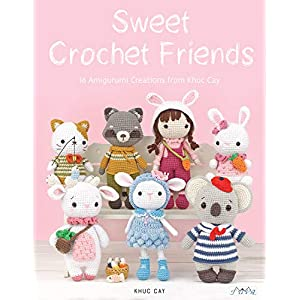 Lovely-Crochet-Toys-Amigurimi-Creations-from-Khuc-Cays-Little-Hands-Amigurumi-Creations-from-Khuc-Cays-Little-Hands-Paperback--7-Oct-2019