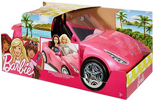 Куклы и Аксессуары Barbie Glam Convertible