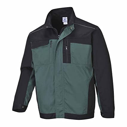 Portwest TX33 - chaqueta Hamburgo, color Armada, talla 3 XL: Amazon.es: Industria, empresas y ciencia