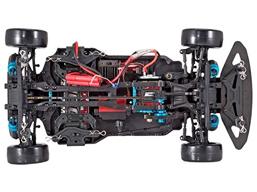 91b6a2262c117 Redcat Racing Thunder Drift Gun Metal Car