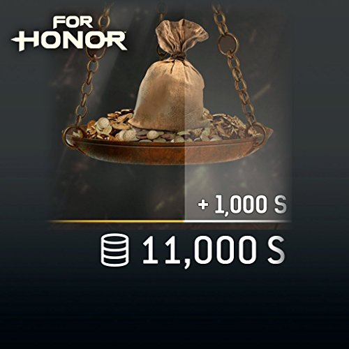 Amazon com: For Honor: 65 000 Steel Credits Pack - PS4
