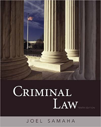 Amazon criminal law ebook joel samaha kindle store criminal law 10th edition kindle edition fandeluxe Images