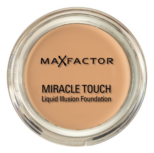 Max Factor Miracle tactile Liquid Illusion Foundation - 60 Sable