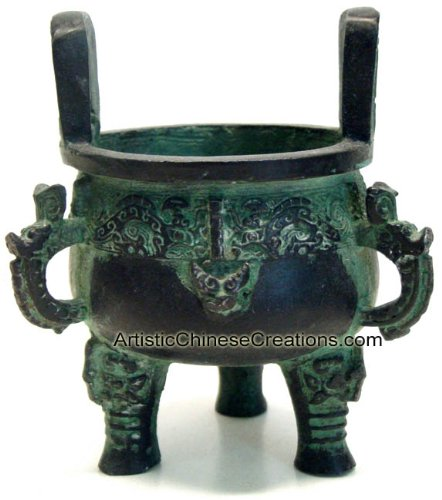 Chinese Bronze Brass Ware Incense product image
