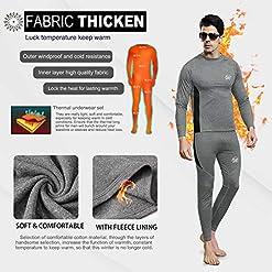 Thermal pant