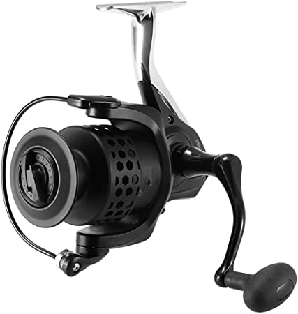 Liuzecai Carretes de Spinning de Pesca 1000-6000 Spinning Wheel Sea Fishing Rock Fishing Road Carrete de Pescado Full Metal Foot Fishing Reel Bearing 11 + 1 Fishing Reel (tamaño : 5000): Amazon.es: Hogar