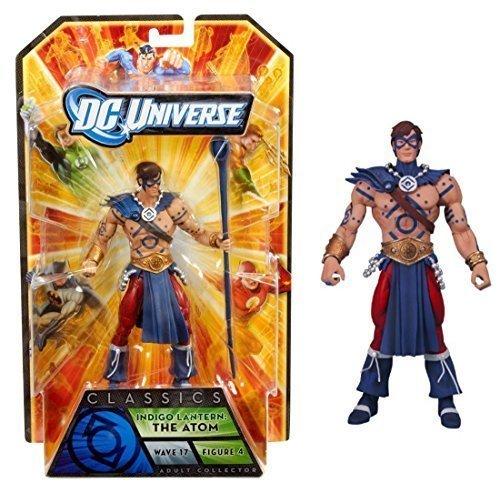 DC Universe Classics Indigo Lantern Atom Collectible Figure No BAF Part