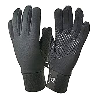 West Chester Unisex Black Polyester Winter Sport Gloves at