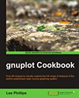 gnuplot Cookbook Front Cover