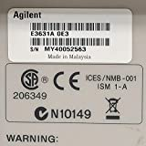 AGILENT TECHNOLOGIES E3631A BENCH POWER SUPPLY, +6V