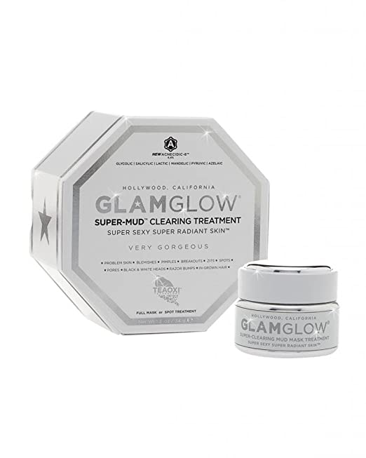Product thumbnail for Glamglow Supermud Mask