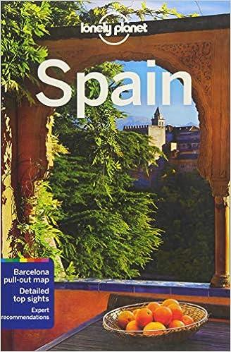 Lonely Planet Spain por Gregor Clark epub
