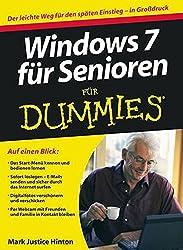 Windows 7 Fur Senioren Fur Dummies (F??r Dummies) by Mark Justice Hinton (2010-02-10)