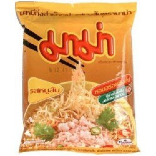 Mama Noodles Pork 60 g (x10 - Code Sunglasses Shop