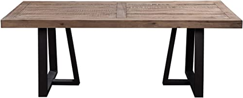 Alpine Furniture Prairie Dining Table
