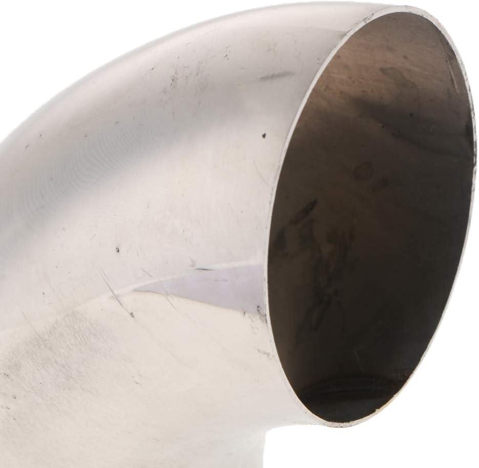 76 mm KESOTO Edelstahl 90 Grad Bogen Ellenbogen Auspuffrohr