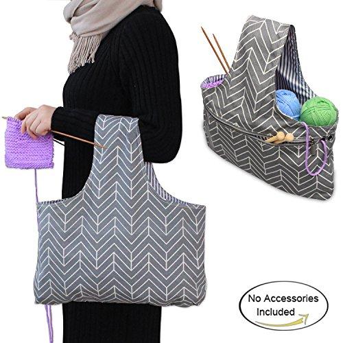 Crochet Nylon Bag Pattern - 2