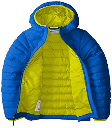 Jacket Columbia Powder Puffer Blue Super Boys' Lite awznzqrZI