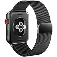 Apple Watch Band 42mm Milanese Loop for iWatch Bands...