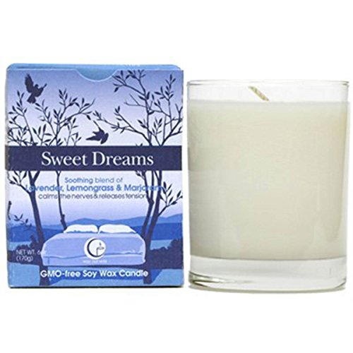 Candle Dreams - Way Out Wax Scented Candle; Sweet Dreams (6 oz)